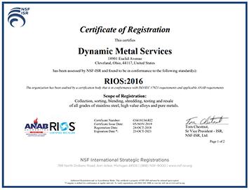 RIOS_certification